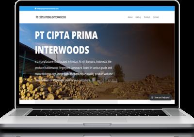 PT CIPTA PRIMA INTERWOODS